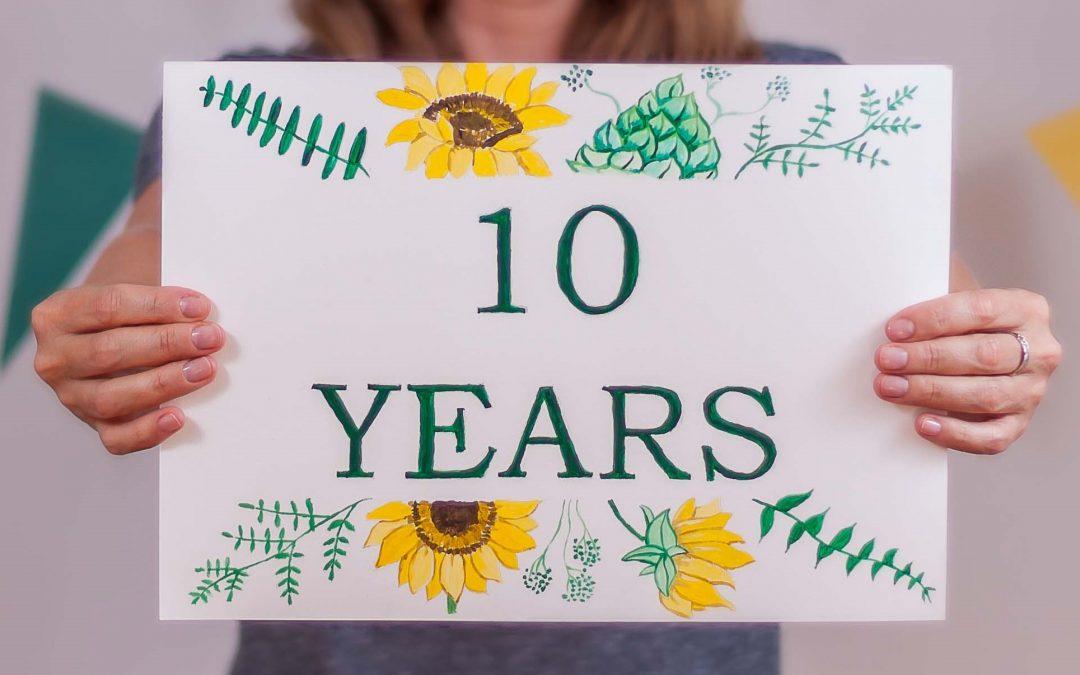 10 years of writing Auntie Bulgaria